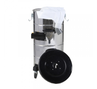 VACUUM BIN 70 L DISPOSABLE FILTER BAG* (depending on the selected machine) - COD. 0075611016