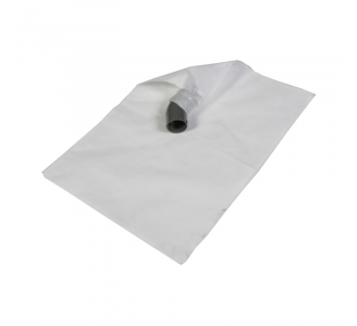 DISPOSABLE FILTER BAG 60 L* (depending on the selected machine) - - COD. 0800020001