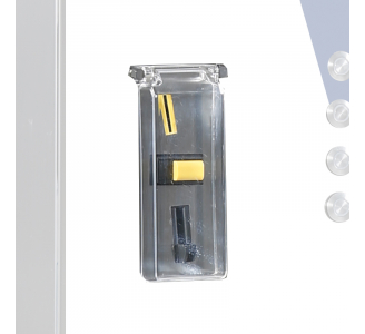 COIN ACCEPTOR PROTECTION - COD. 0235020001