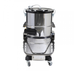 VACUUM BIN 70 L WITH AUTOMATIC CLEANING* (depending on the selected machine) - COD. 0075611018