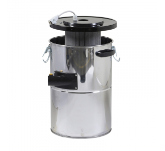 VACUUM BIN 55 L WITH AUTOMATIC CLEANING* (depending on the selected machine)  - COD. 0075611020