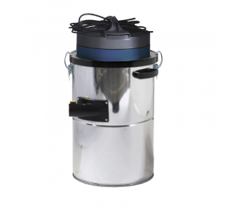 VACUUM BIN WITH CAR SEAT WASH HEAD - COD. 0942611002