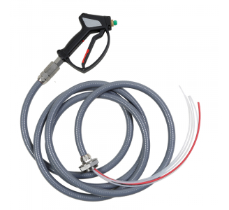 NEBULIZING GUN + HOSE 4 M. AND SELF-HEATING WIRE - COD. 0964511003