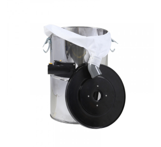 VACUUM BIN 55 L DISPOSABLE FILTER BAG* (depending on the selected machine) - COD. 0075611021