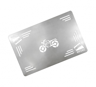 MOTORCYCLE STAND SUPPORT PLATE