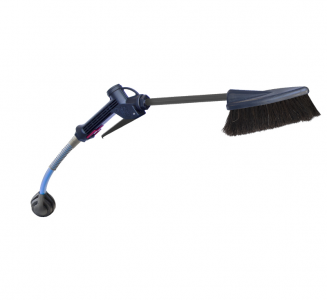 MBW GUN WITH BRUSH FOR WATER AND DETERGENT SUPPLY