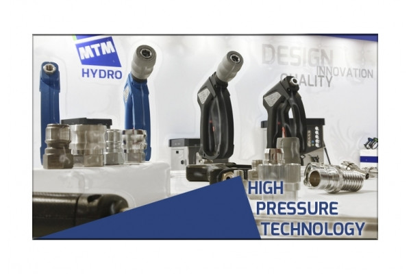 High Pressure Technology - Mtm Hydro - Made in Italy