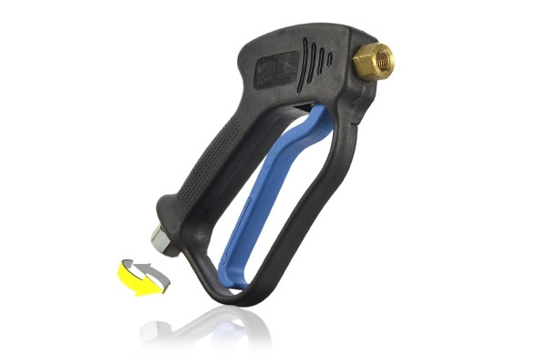 AURA SWIVEL INLET PERMANENT WEEP WASH GUN