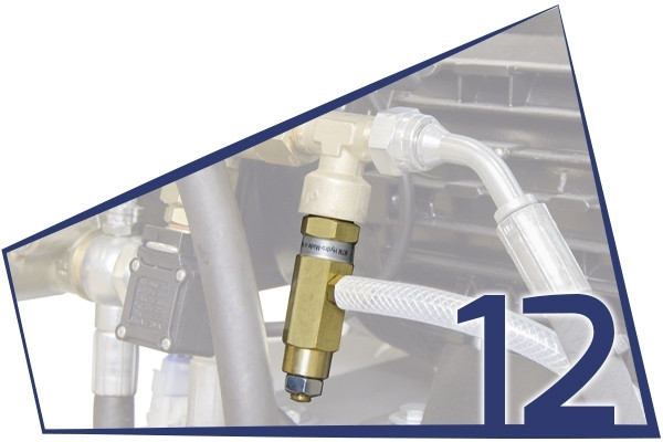 12. PROTECTION VALVES