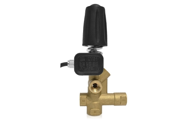 UV31 VALVE WITH MICROSWITCH