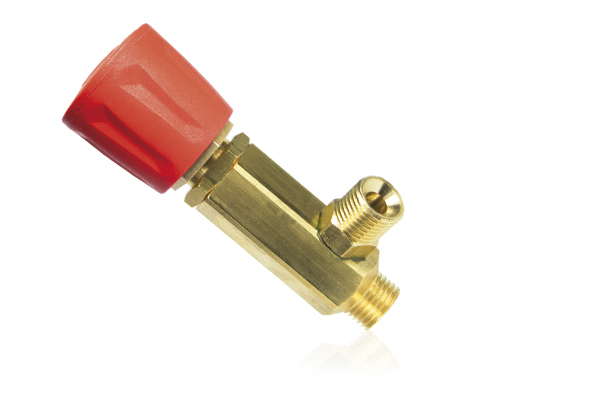 STEAM PRESSURE REGULATOR VALVE