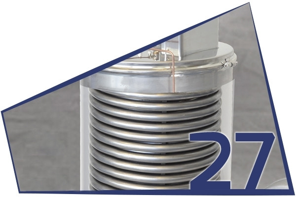 27.HEATER COILS AND BOILERS