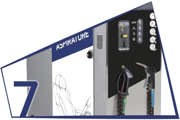 AC2-AC2 AIR-AC2 AIR PLUS DOUBLE SELF VACUUM CLEANER