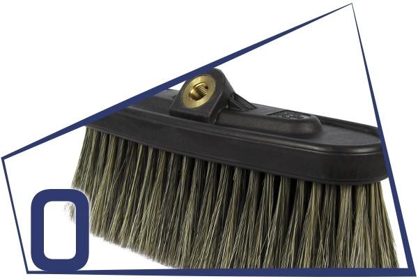 0. FIXED WASH BRUSHES