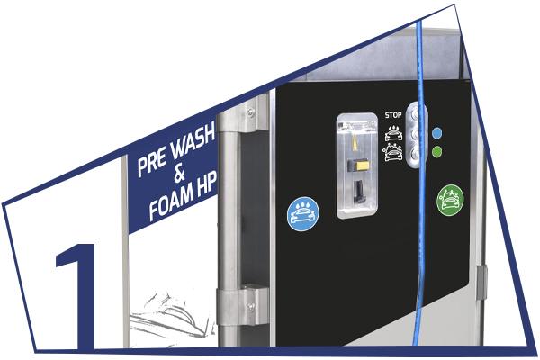 SPW-WASH HP&FOAM HP