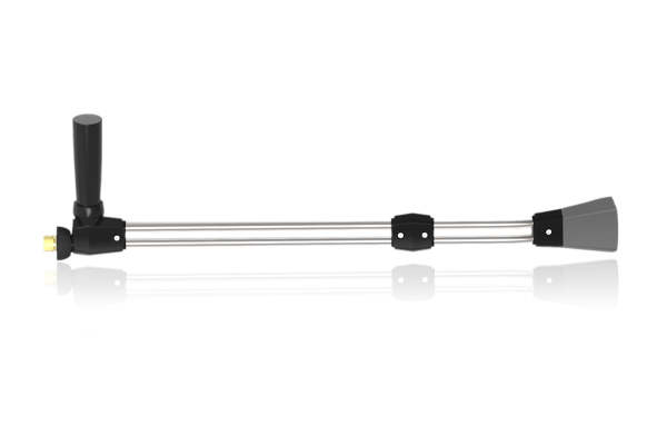 HORIZONTAL DLE31 DOUBLE LANCE EXTREMITY WITH STAINLESS STEEL SEAT