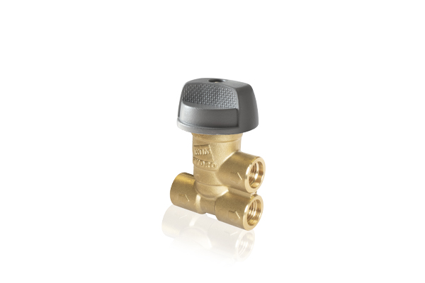 VERTICAL DLV31 DOUBLE LANCE VALVE WITH STAINLESS STEEL SEAT