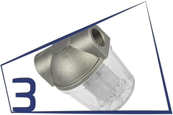 3. FUEL FILTERS