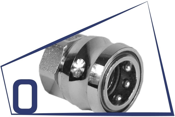 0. QUICK RELEASE COUPLINGS