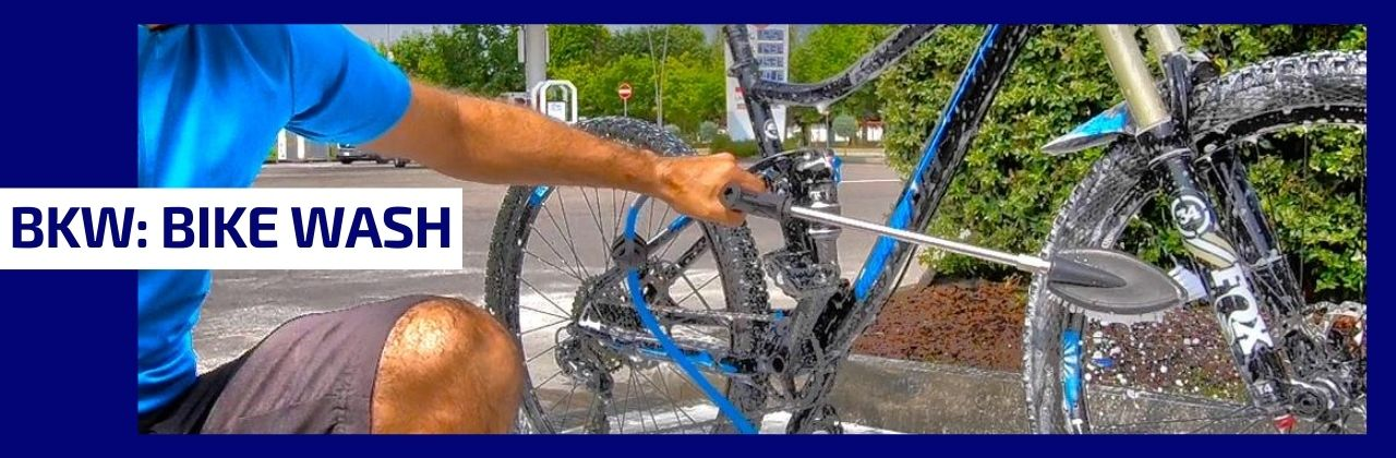 NEW BKW: BIKE WASH