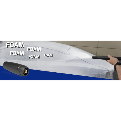 MTM HYDRO NEWS: FH35 FOAM HEAD
