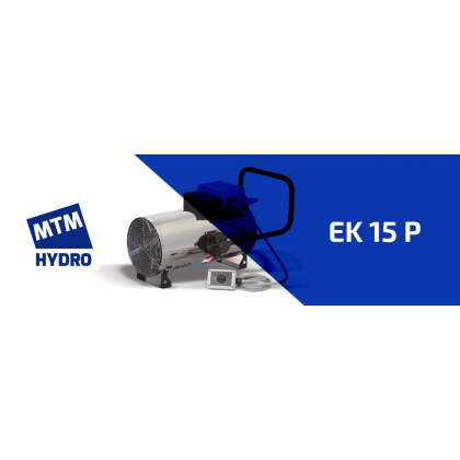 NEW EK 15 P: ELECTRIC HEATING
